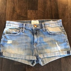 Current/Elliot jean shorts